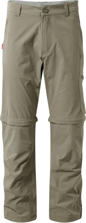 Craghoppers Craghoppers Craghoppers M's NosiLife Pro Convertible Trousers Pebble 637656